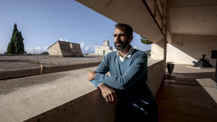 El edificio Moneo de la Fundació Miró se vaciará el próximo lunes para iniciar las obras de la cubierta