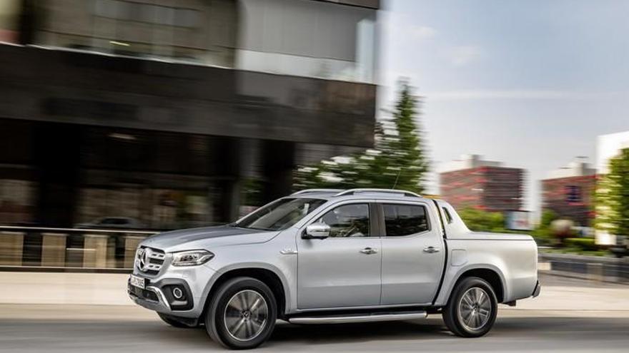 X350d: El Mercedes de los pickups