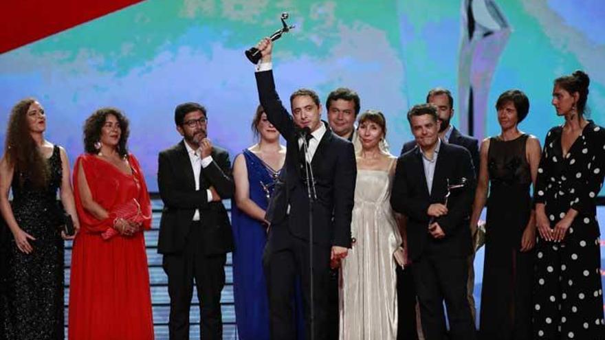 'Una mujer fantástica', mejor película en los Premios Platino