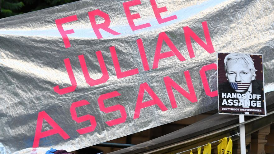 Estados Unidos plantea enviar a Assange a una cárcel de Australia si es extraditado por espionaje