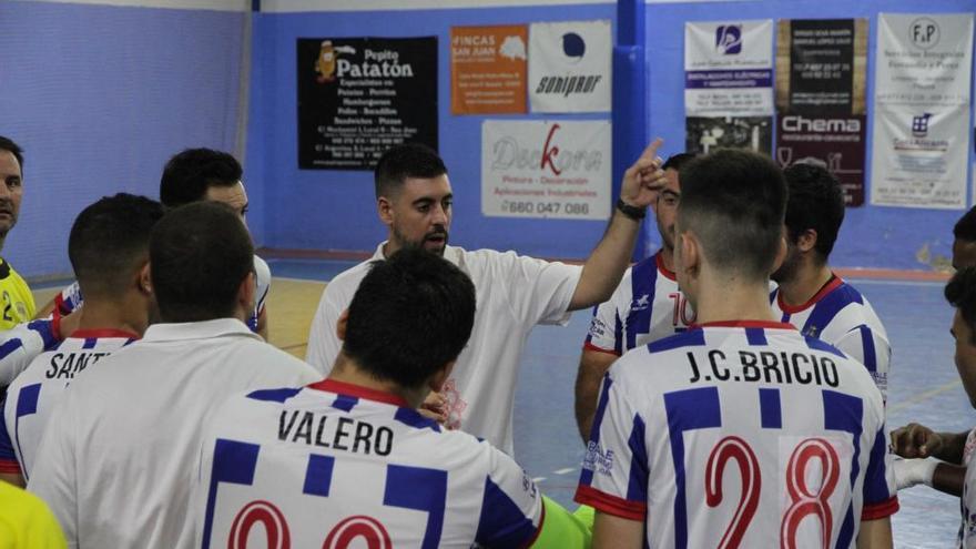 Inesperada derrota del Handbol Villa Antonia Sant Joan en Puente Tocinos
