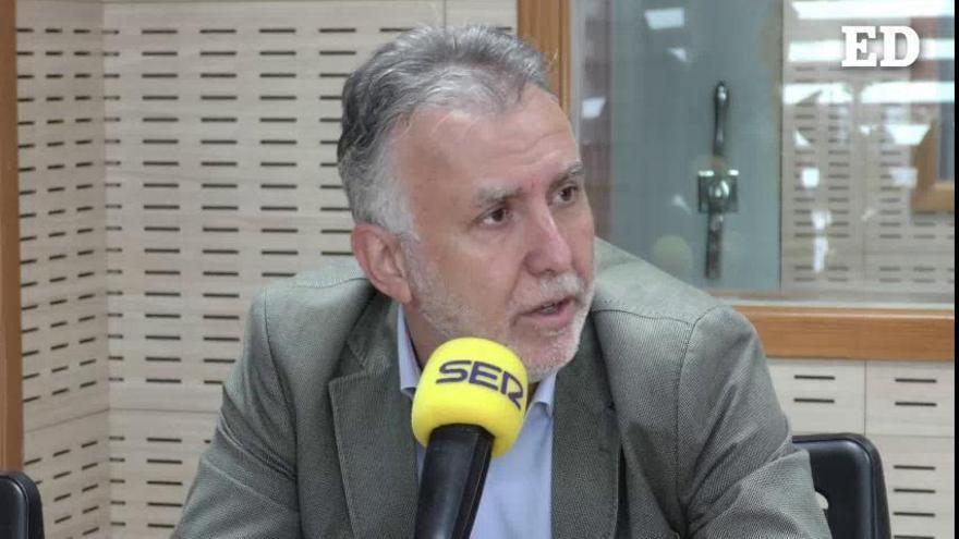 Torres: La paciente de La Gomera podría ser dada de alta este miércoles