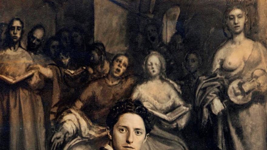 Un pintor llamado Isaac Díaz Pardo