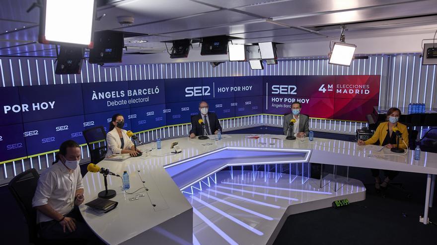 El choque de la izquierda con Vox recrudece la campaña electoral en Madrid