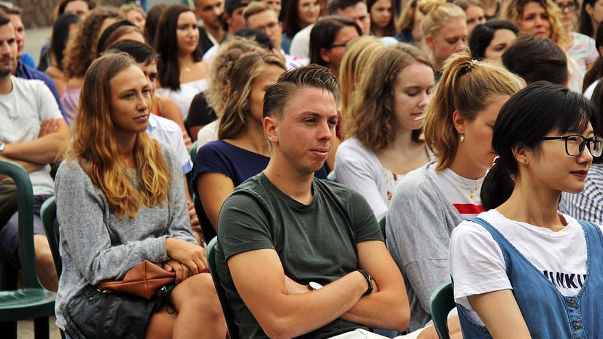 La pandemia reduce un 30% la movilidad de los estudiantes con becas Erasmus