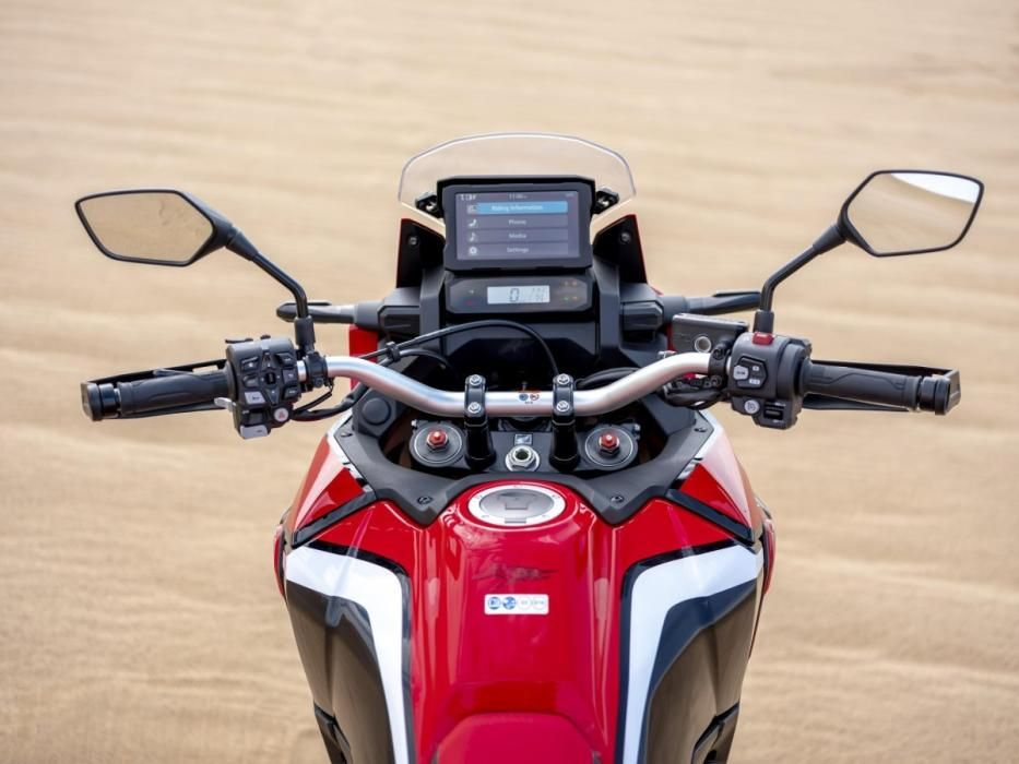 Así son las Honda Africa Twin y Adventure Sports