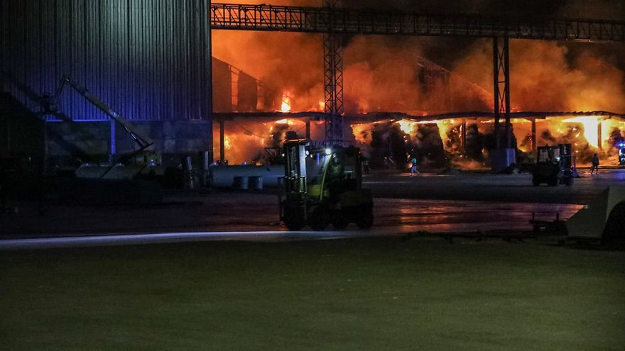 El Ayuntamiento de Zamora reclama al seguro de Cobadu los gastos del incendio