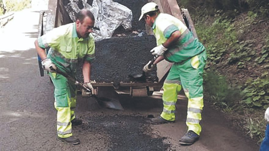 Destinan 2,2 millones de euros a mejorar la seguridad vial de la carretera de El Pilar