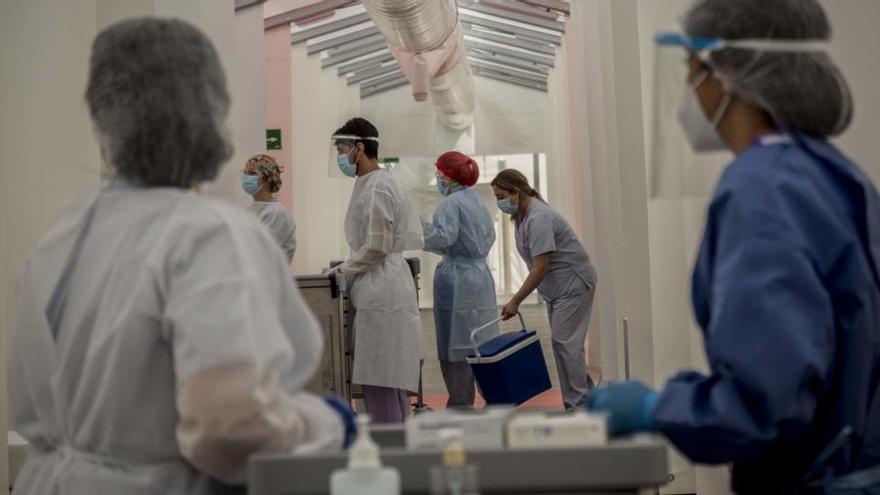 La provincia suma dos fallecidos, 89 nuevos casos y dos brotes en Albatera y Callosa de Segura