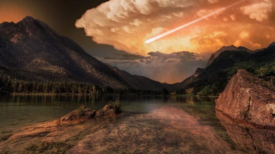 Un cometa que impactó en la Tierra hace 13.000 años cambió el destino de la humanidad