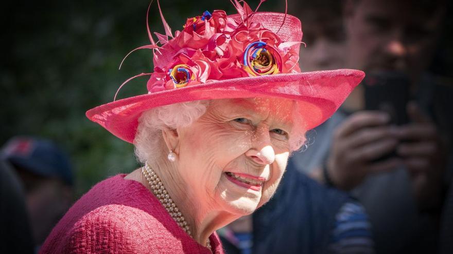 Surten a la llum els detalls del pla previst per a la mort de la reina Isabel II