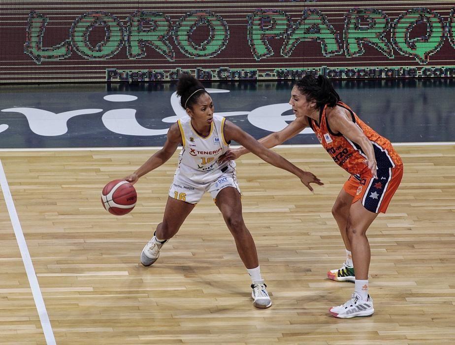 Clarinos Ciudad de La Laguna - Valencia Basket
