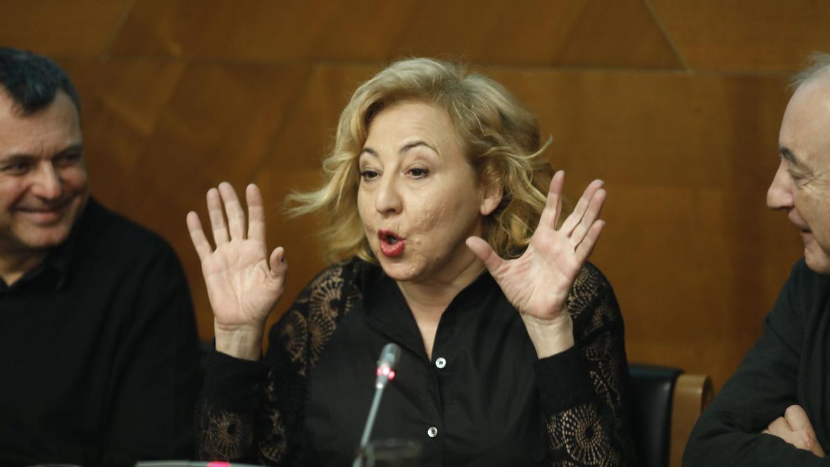 Carmen Machí.
