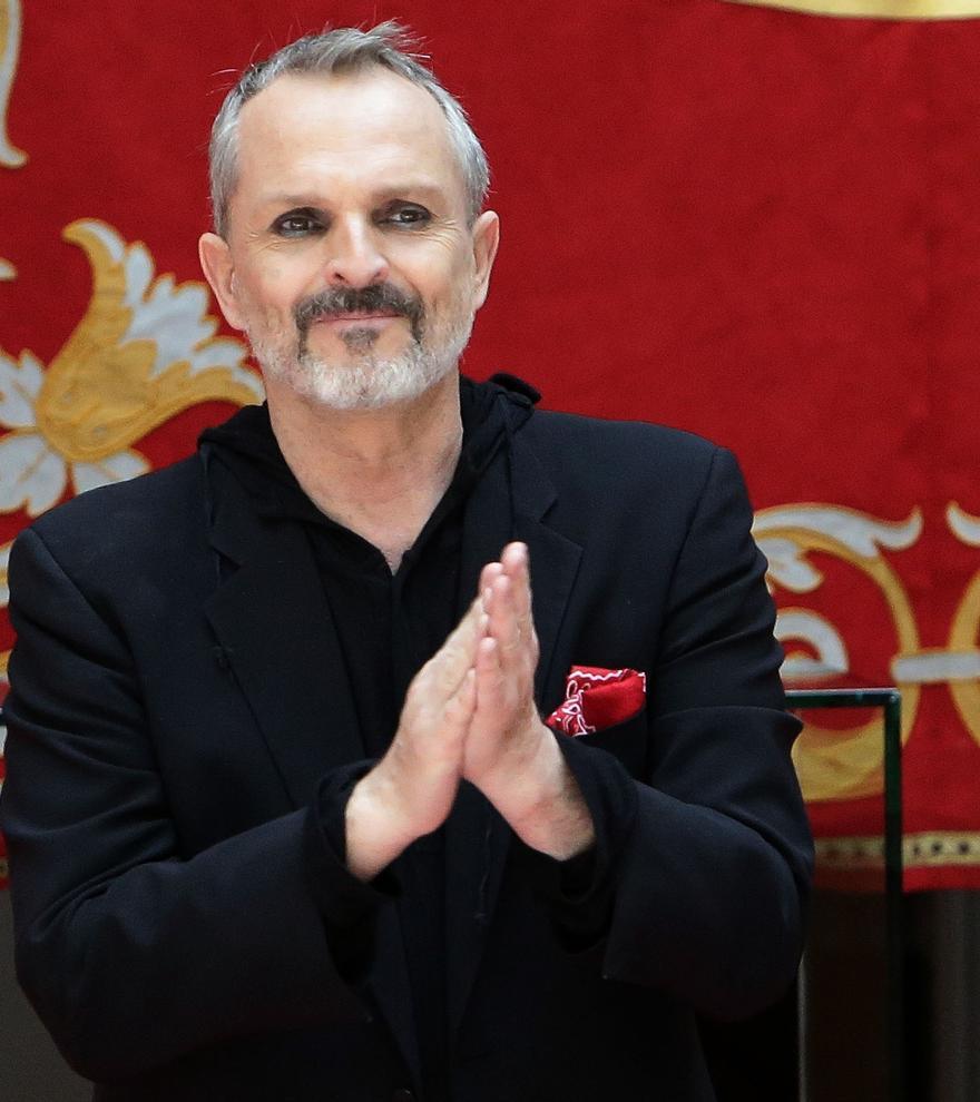 Siniestro Miguel Bosé