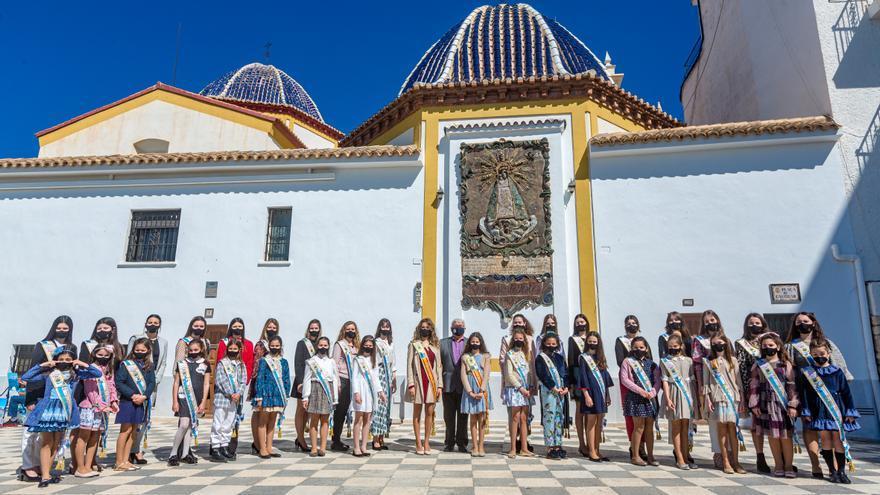 Benidorm conmemora el hallazgo de la Virgen del Sufragio