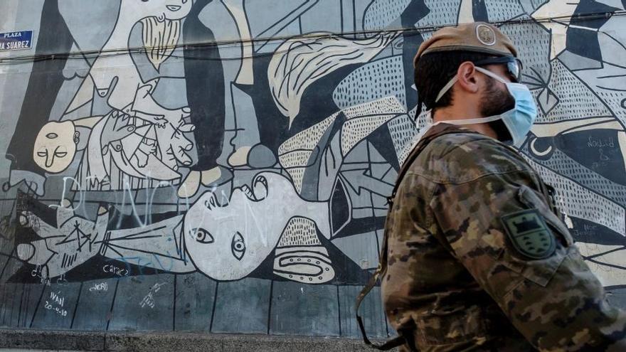 Canarias cuenta con 112 militares alistados como rastreadores de la Covid-19