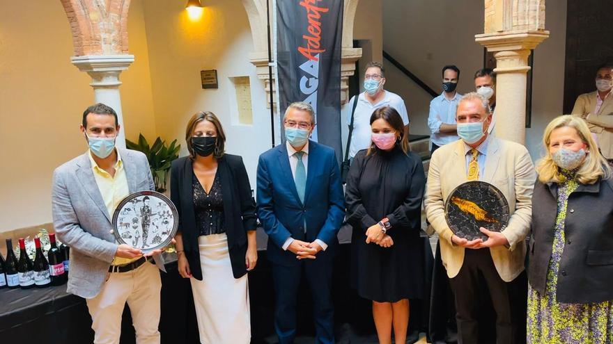 Las bodegas de Málaga reciben el III Premio All Stars 2021