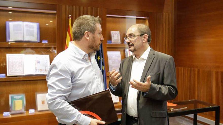 CHA llevará al Senado su rechazo a la candidatura de Aragón a las olimpiadas con Cataluña