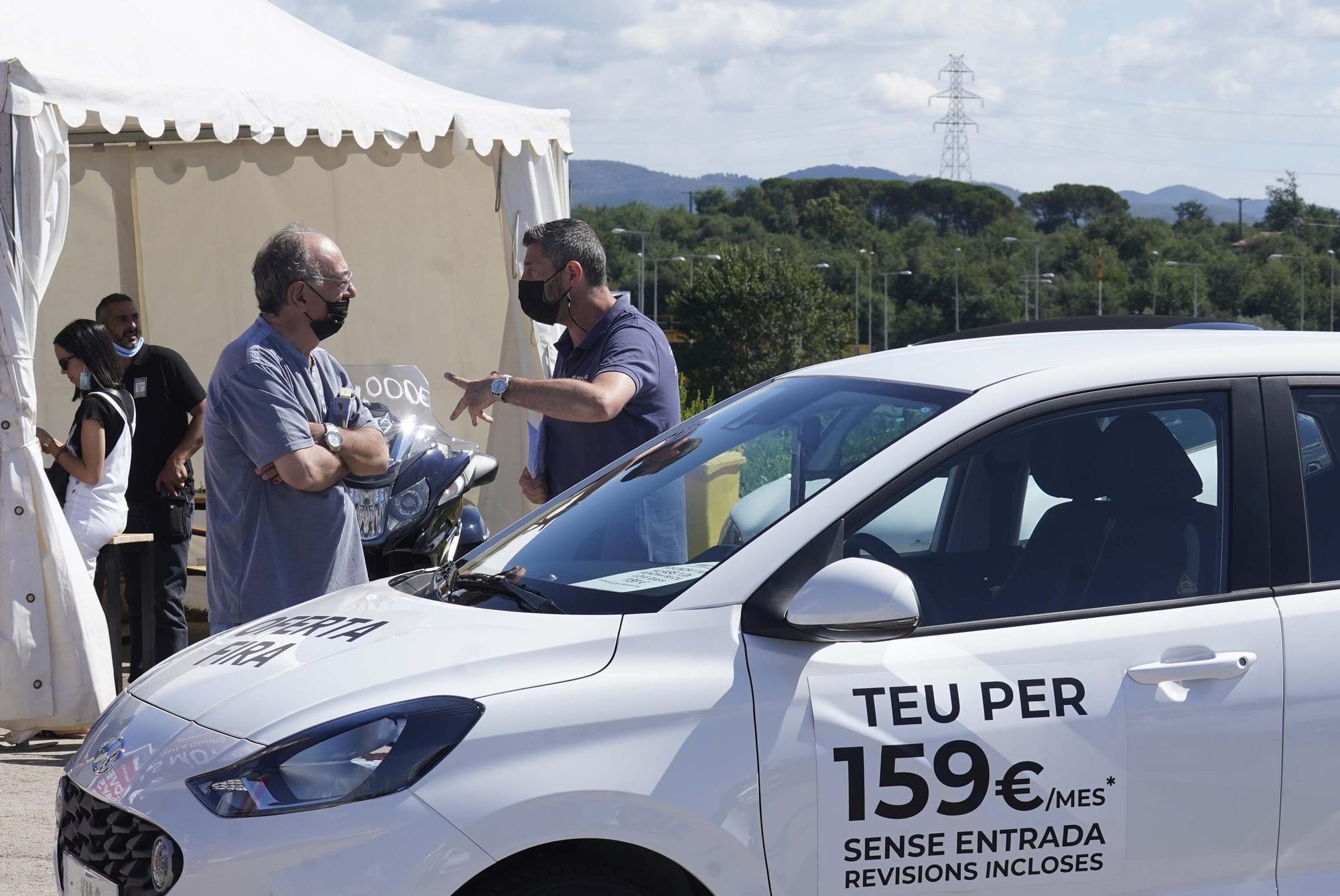 Expocasió Girona tanca la seva millor edició amb la venda d'uns 450 vehicles