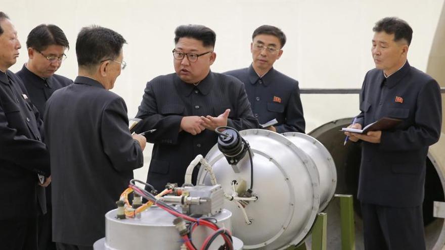 Una nova prova nuclear a Corea del Nord provoca dos terratrèmols