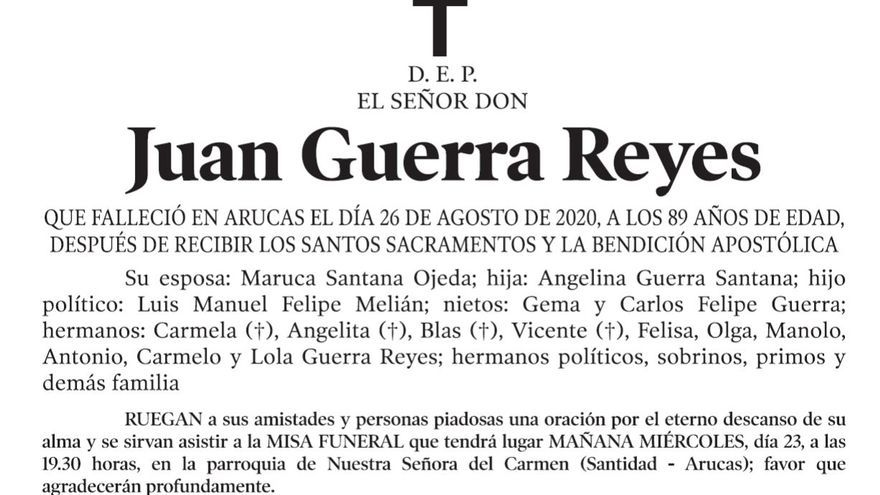 Juan Guerra Reyes