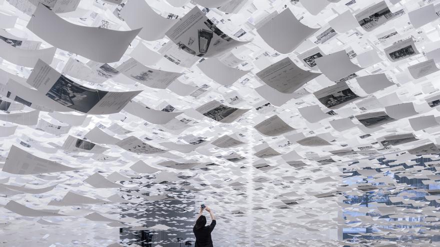 La Bienal de Venecia exhibe el proyecto UPCT de Olimpiada de Arquitectura
