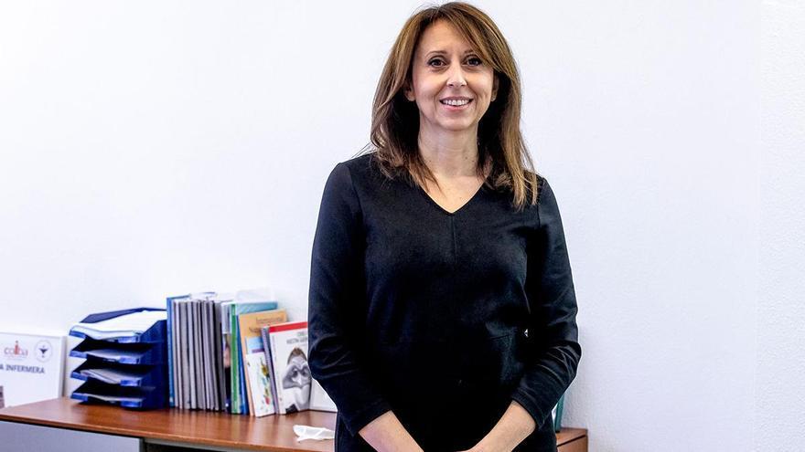 María José Sastre: «Las enfermeras han sido referentes en esta crisis poniéndose al frente»
