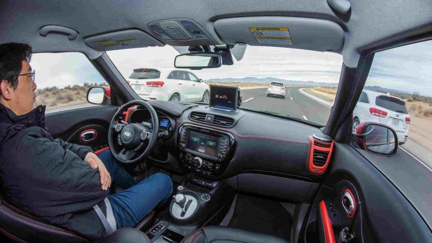 Vigo, circuito de pruebas del coche autónomo europeo