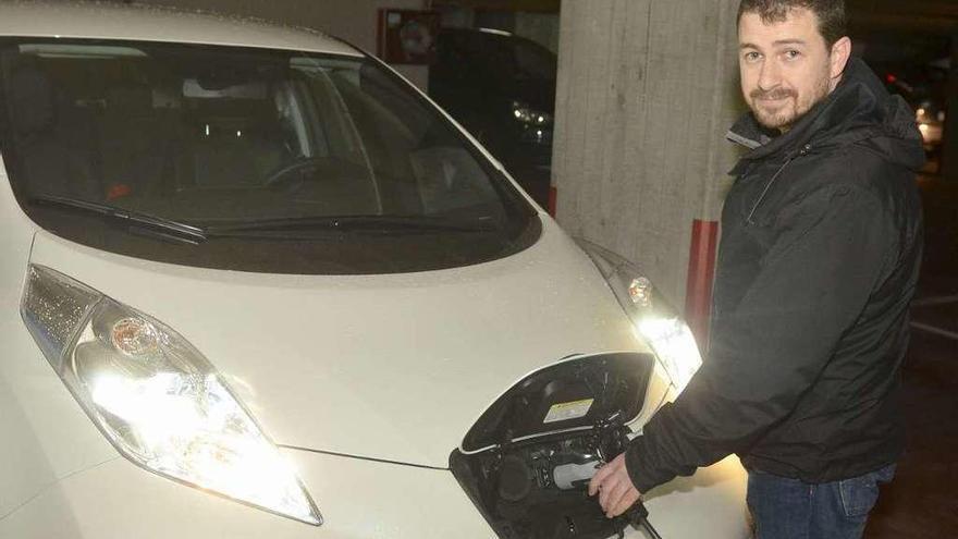 El periplo de autoabastecer un coche eléctrico