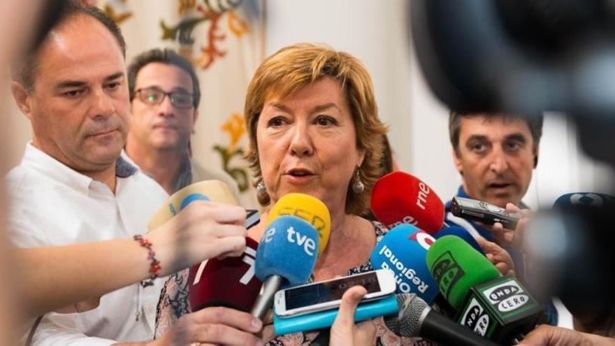 El juez Velasco pide imputar a la senadora del PP Pilar Barreiro por el caso Púnica
