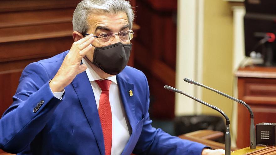 El Gobierno amenaza con rebelarse si  el Estado cierra puertas con Canarias