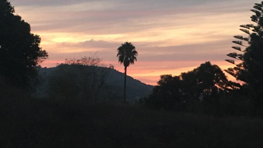 Time lapse en las Medianías de Gran Canaria (20/10/21)