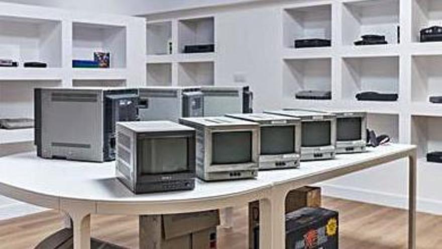 Museo del videojuego.     // FDV