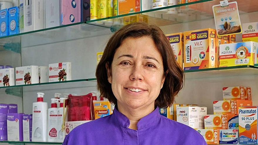 Loreto Gómez: «Queremos que el Colegio vuelva a recuperar la confianza de los colegiados»