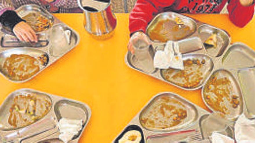 La Selva ajuda onze AMPAs per buscar una empresa que gestioni els menjadors escolars