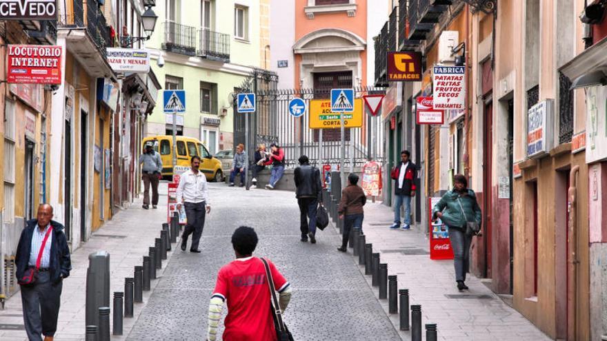 Lavapiés, el barrio más 'cool' del mundo del año 2018