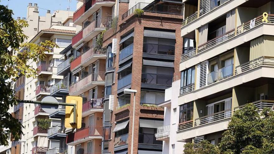 4 municipis gironins són declarats àrea tensa per a l'aplicació de contenció de rendes del lloguer