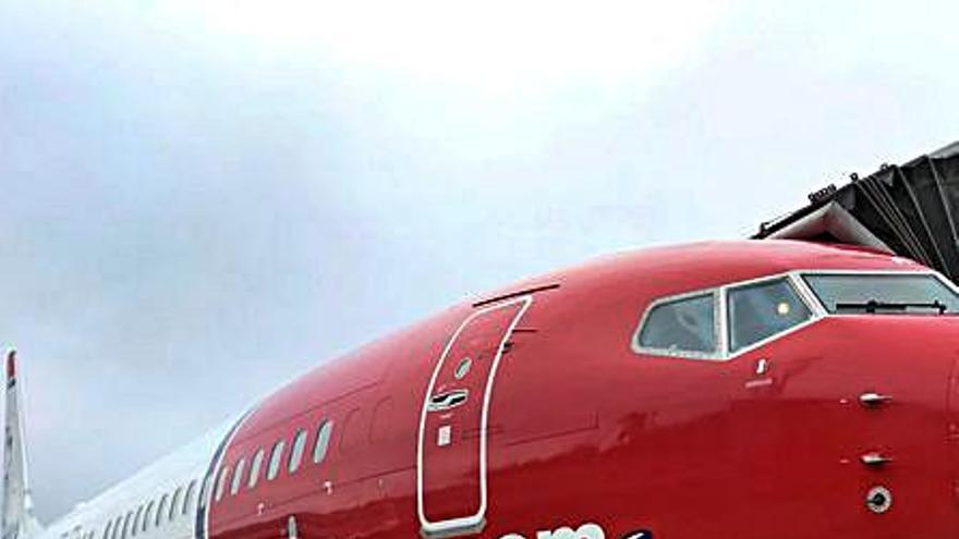 Norwegian despedirá a 1.191 empleados en España, el 85 % de su plantilla total