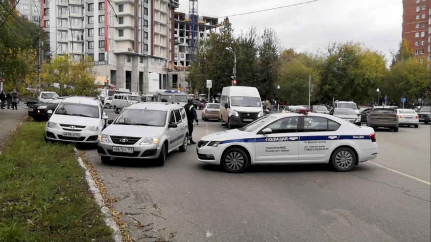 Al menos 5 muertos en un tiroteo en una universidad de Rusia