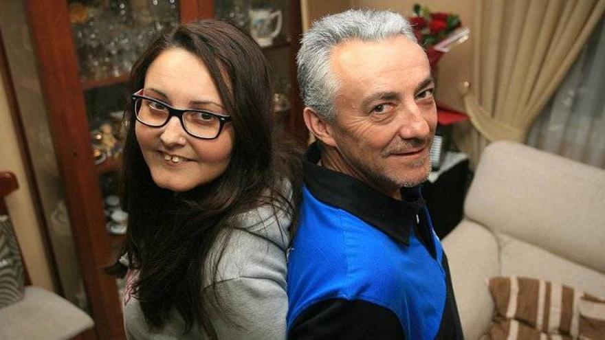 Donación de padre a hija...