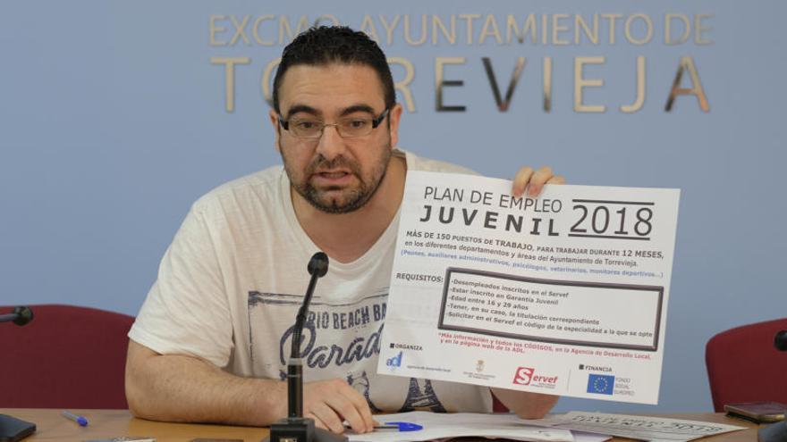 Torrevieja oferta 153 empleos a través de un nuevo plan de empleo juvenil