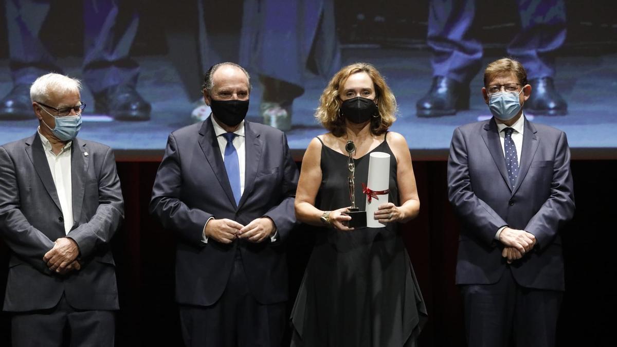 La noche de la economía valenciana, en imágenes