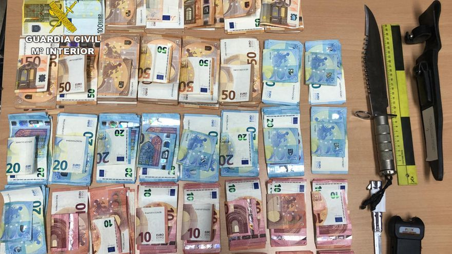 Destapan una red de narcotráfico en una asociación cannábica de Torre Pacheco