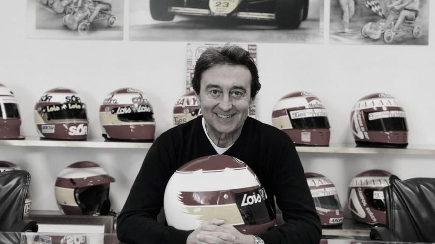 Adrián Campos, el señor de las carreras