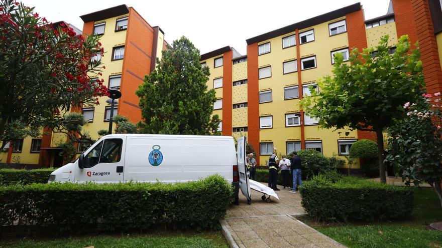 Una mujer muere intoxicada en el incendio de su vivienda en Zaragoza