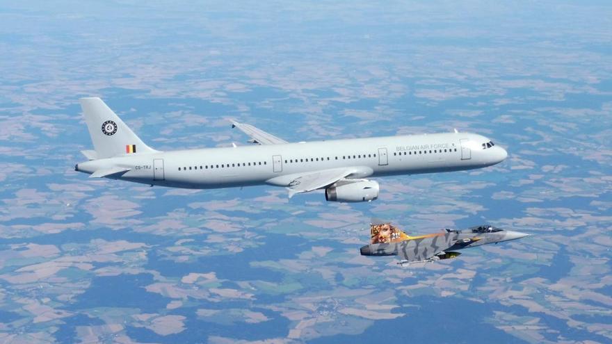 Bruselas propone reorganizar el espacio aéreo de la Unión Europea para reducir el CO2