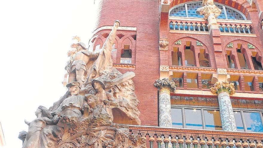 El Palau de la Música demana responsabilitats patrimonials a JxCat i el PDeCAT per l'espoli de la institució