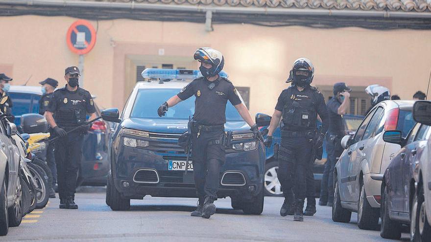 Ein Schwerverletzter bei Schießerei in Palma de Mallorca