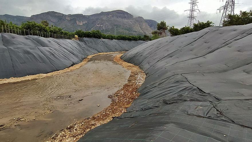 La CHJ facilita a seis consistorios la limpieza de ríos y barrancos durante dos años