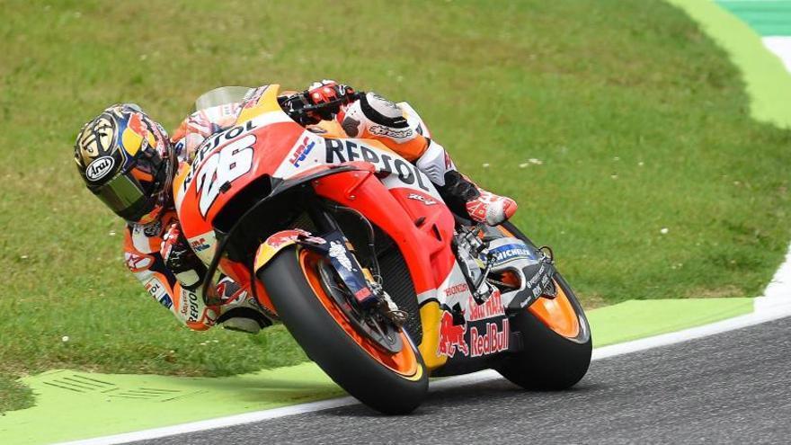 Dani Pedrosa no seguirá en Honda en 2019